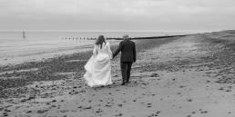 Wedding photography beach