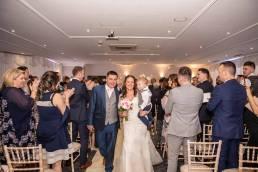 Needham house wedding